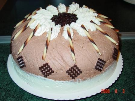schoko joghurt torte